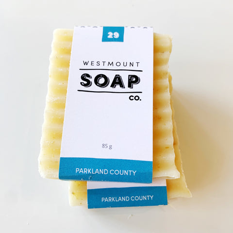 Westmount Soap Parkland County - Westmount soap - available from Majesty and Friends