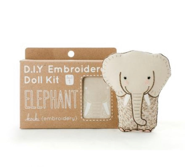 Embroider an Elephant!