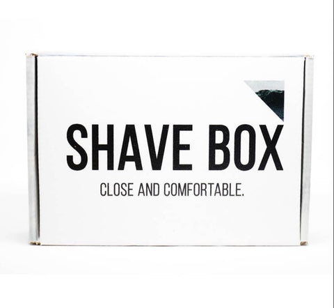 Peregrine Supply Shave Box! - Peregrine Supply Co - available from Majesty and Friends