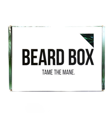 Peregrine Supply Beard Box! - Peregrine Supply Co - available from Majesty and Friends