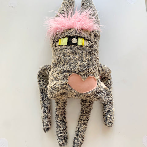 Monster by Amit and Kol Harlow - Majesty and Friends - available from Majesty and Friends