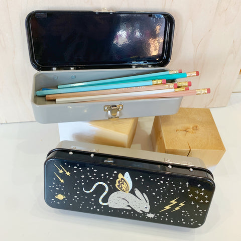 Bunny Pencil Box!!