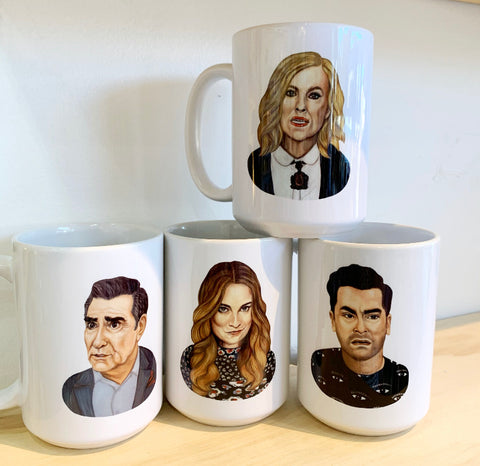 Schitt's Creek 15oz mug by Dolly Shop