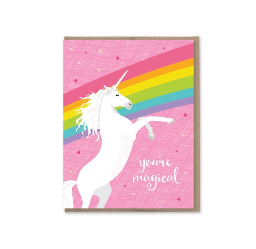 Card: You're Magical!
