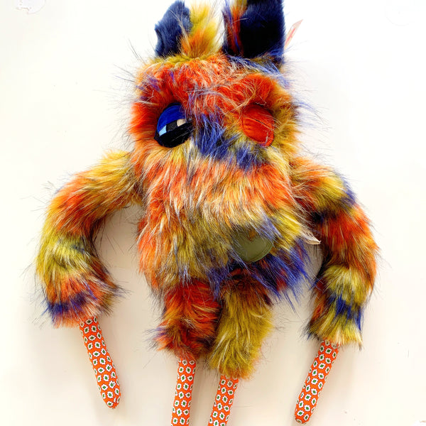 Monster by Amit and Kol Gwindol - Majesty and Friends - available from Majesty and Friends