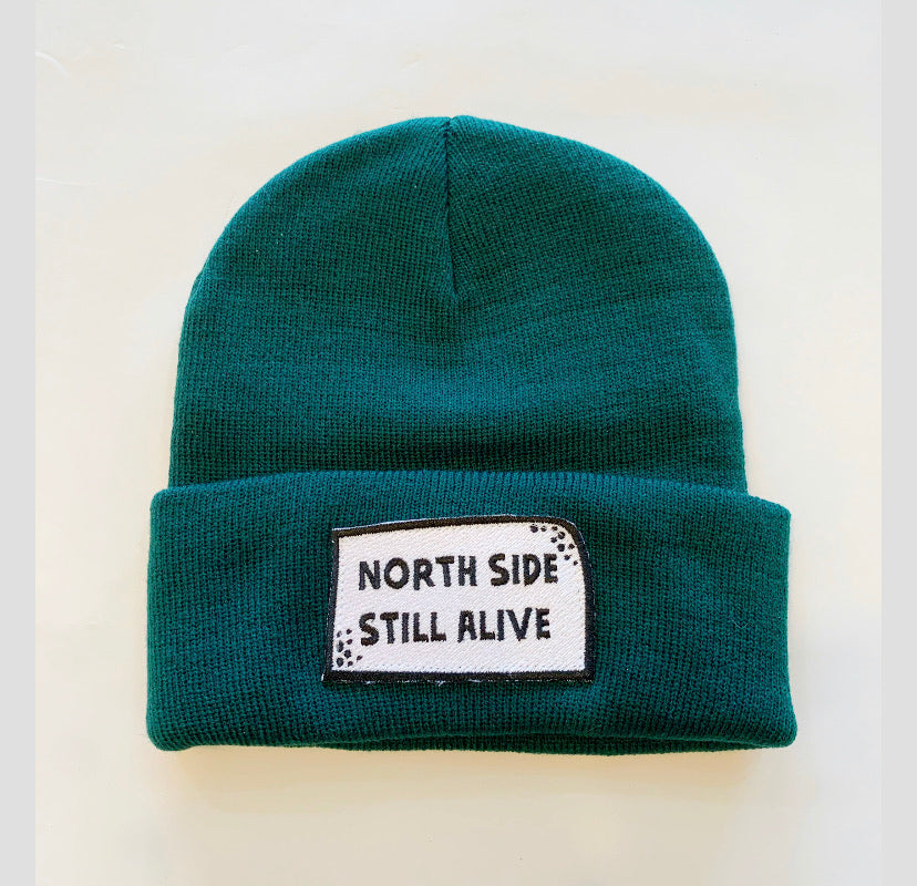 Northside Toque forest green