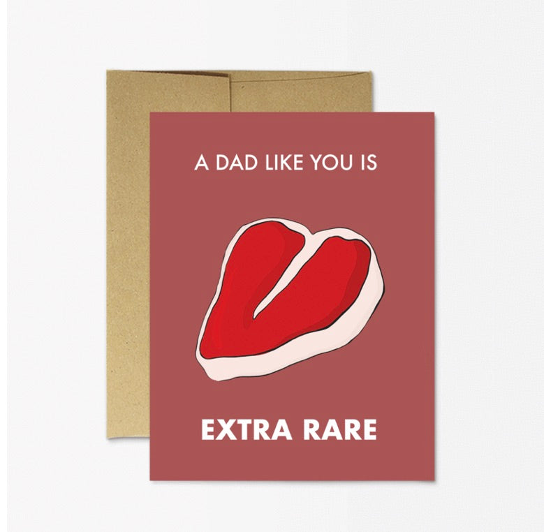 Card: Father's Day Extra Rare - Majesty and Friends - available from Majesty and Friends