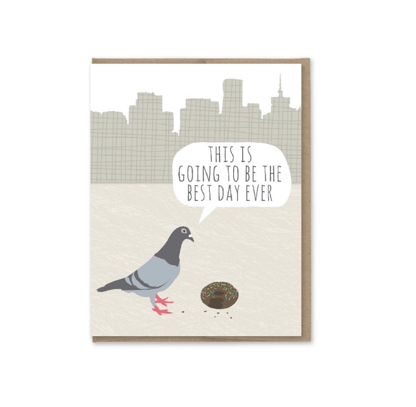 Card: Best day ever