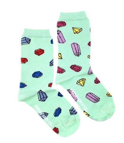 Friday Socks Gemstones - Friday socks - available from Majesty and Friends