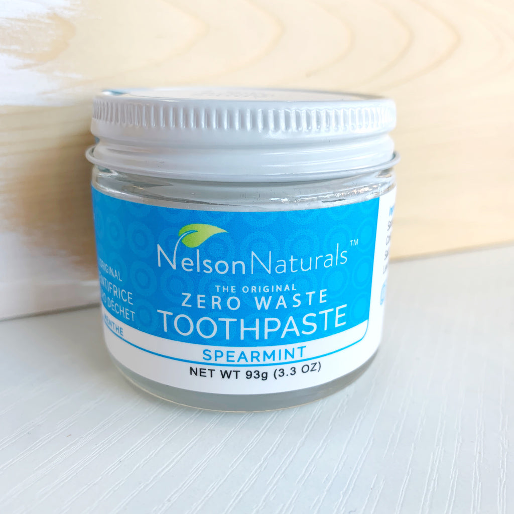 Nelson naturals Toothpaste Powder - Majesty and Friends - available from Majesty and Friends