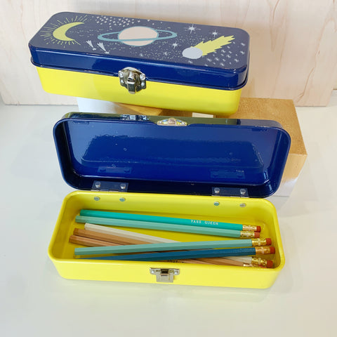 Atomic Pencil Box!! - Danica - available from Majesty and Friends