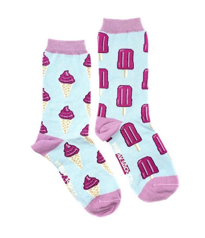Friday Socks Popsicles and ice cream - Friday socks - available from Majesty and Friends