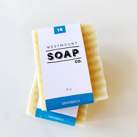 Westmount Soap Griesbach - Westmount soap - available from Majesty and Friends
