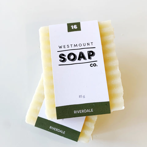 Westmount Soap Riverdale - Westmount soap - available from Majesty and Friends