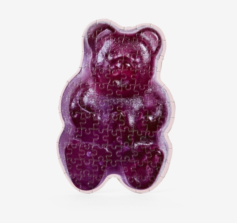 Gummy Bear Puzzle from Areaware©️ - Areaware - available from Majesty and Friends