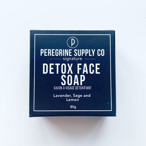 Peregrine Supply Detox Bar - Peregrine Supply Co - available from Majesty and Friends