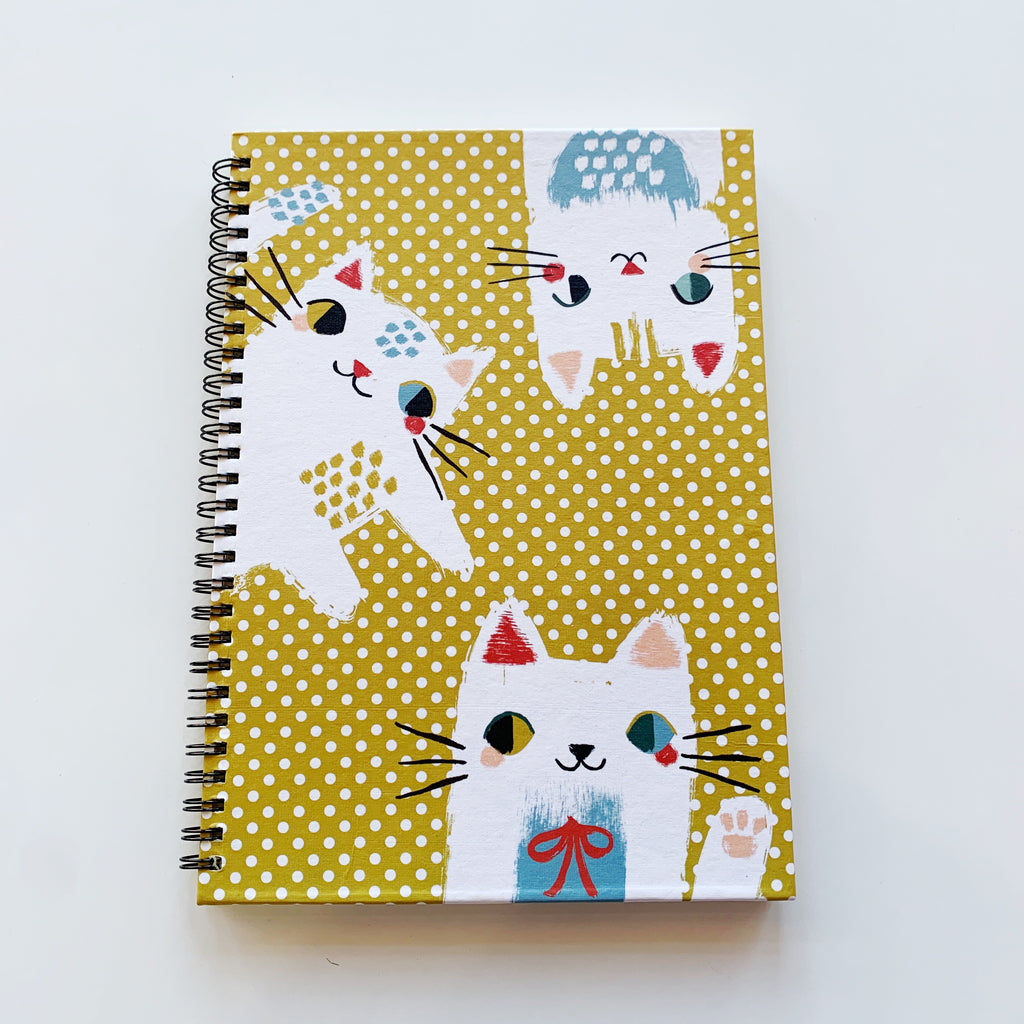 Cat Journal - Danica - available from Majesty and Friends