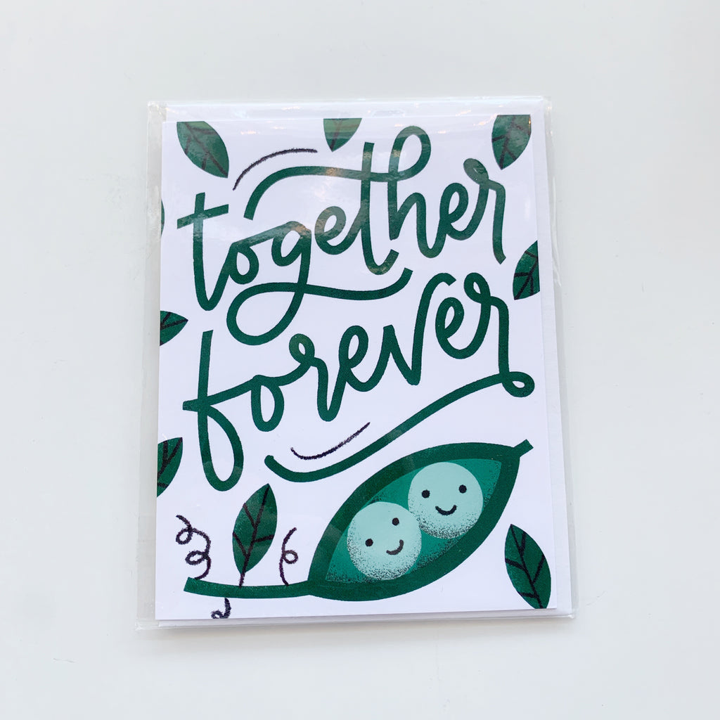 Card: Together Forever! - Majesty and Friends - available from Majesty and Friends