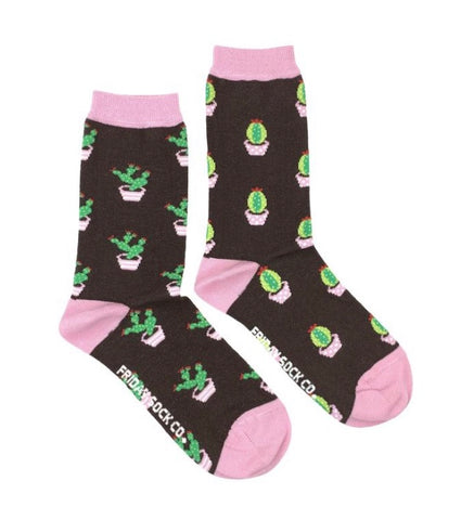 Friday Socks cacti - Friday socks - available from Majesty and Friends