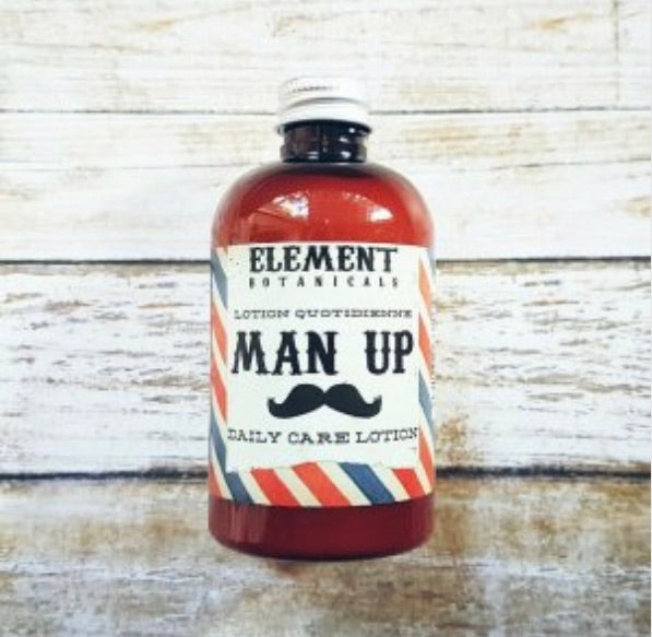 Element Botanicals Man Up Face Lotion - Element Botanicals - available from Majesty and Friends