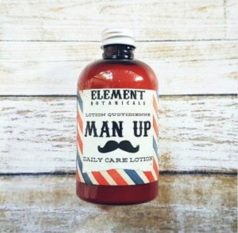 Element Botanicals Man Up Face Lotion
