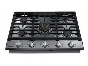 "30"" Samsung Built-In Gas Cooktop NA30K7750TG"