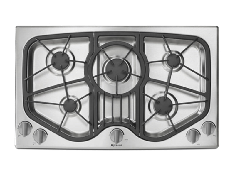 "36"" Jenn-Air Gas Cooktop - JGC8536BDS"