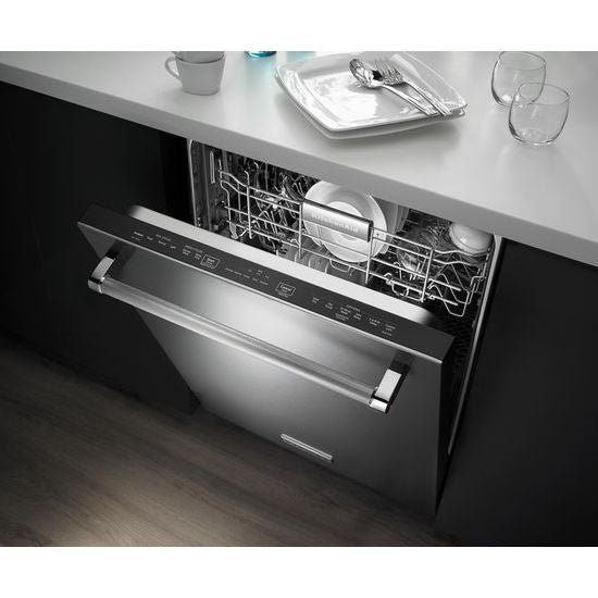 KitchenAid Built-In Undercounter Dishwasher KDTM704ESS