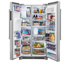 "36"" Frigidaire Professional 22.6 Cu. Ft. Counter-Depth Side-by-Side Refrigerator - FPSC2277RF"