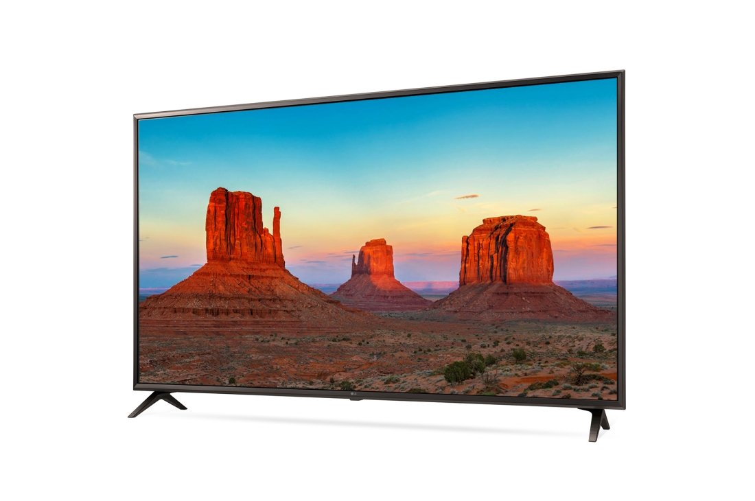 "LG 55UK6300 55"" 4K HDR Smart LED UHD TV"