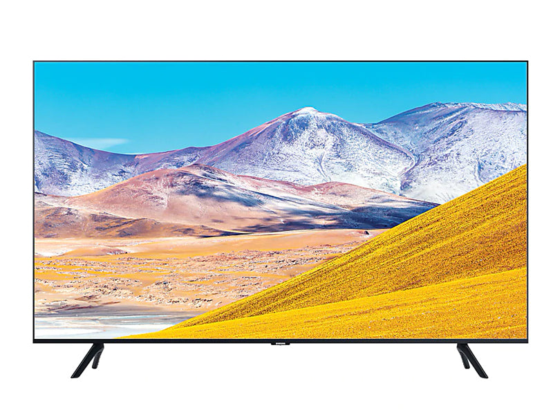 "Samsung 43"" 4K UHD HDR LED Tizen Smart TV (UN43TU8000FXZC)"