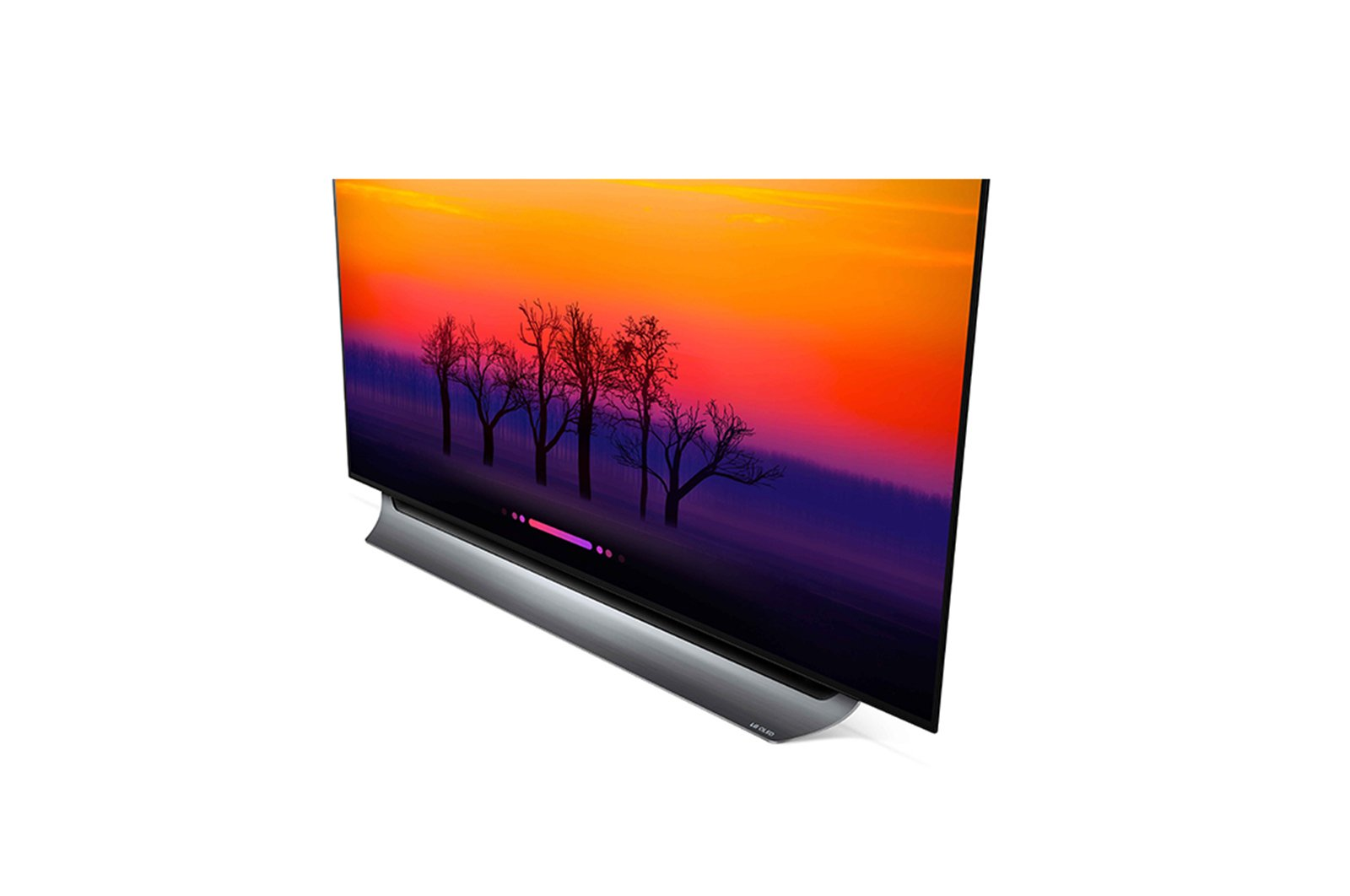 "LG OLED77C8P 77"" 4K HDR Smart AI OLED TV - OPEN BOX LIKE NEW"
