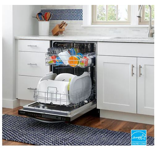 "24"" Frigidaire Gallery Built-In Dishwasher with EvenDry System - FGID2476SF"