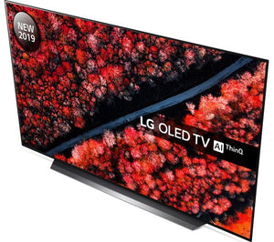 "55"" LG 55C9 C9 4K HDR Smart OLED TV w/ AI ThinQ OLED55C9"