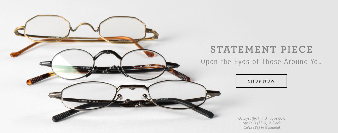 66cb5d445ce Own Your Color and Sight · Statement Piece. Open the Eyes of Those Around  You.