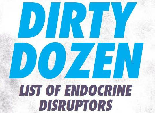 Sociopathic Traits of Endocrine Disrupters
