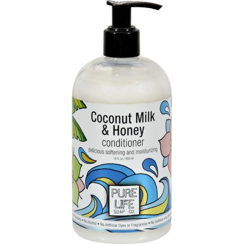 Pure Life Coconut Milk and Honey Conditioner