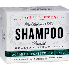 Shampoo Bar - J.R. Liggett's - Start Living Natural