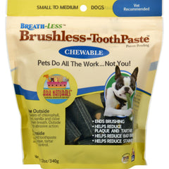 Ark Naturals Breath-less Brushless Toothpaste - Small to Medium Dogs - Start Living Natural