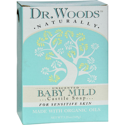 Bar Soap Baby Mild Unscented