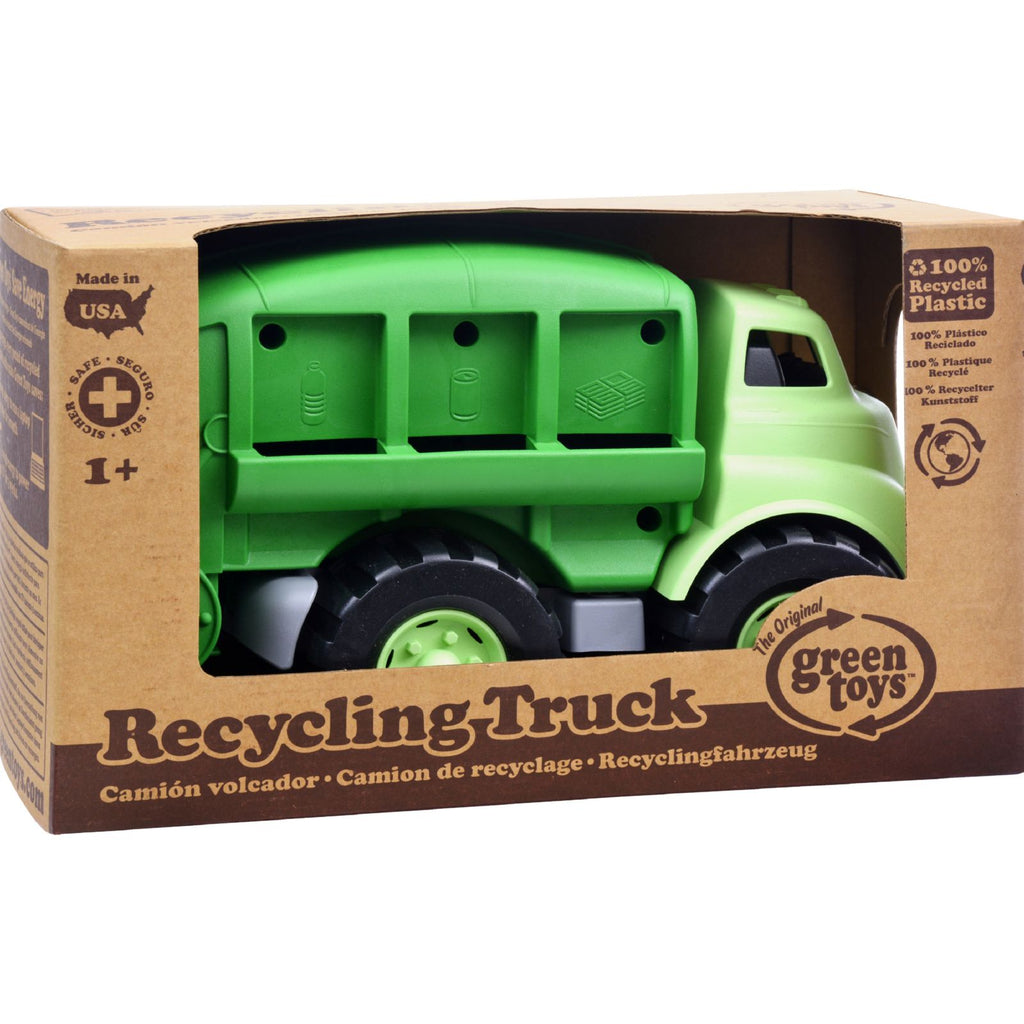 Green Toys Recycle Truck - Green Toys - Start Living Natural