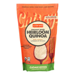 Quinoa - Organic Pearl Heirloom - Case of 6 - Start Living Natural