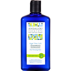 Andalou Naturals Age Defying Shampoo With Argan Stem Cells - 11.5 Fl Oz - Andalou Naturals - Start Living Natural