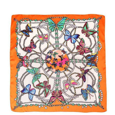 Butterfly Silky Bandanna - Start Living Natural