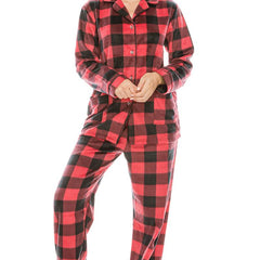 2 Pc. Fleece Pj Set