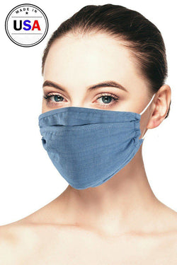 Comfortable Fit Breathable Face Mask - Start Living Natural