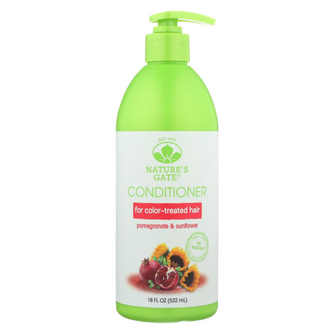 Pomegranate Sunflower Conditioner - Nature's Gate - Start Living Natural