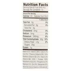 Pineapple Juice - Case of 12 (12.5Fl oz) - Lakewood - Start Living Natural