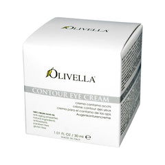 Olivella Contour Eye Cream - 1.01 Fl Oz - Olivella - Start Living Natural
