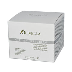 Olivella Anti-wrinkle Cream - 1.69 Fl Oz - Olivella - Start Living Natural